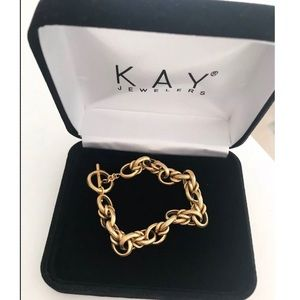 Jewelry - 14k yellow gold solid ( 10g )bracelet. SOLD👍🏻